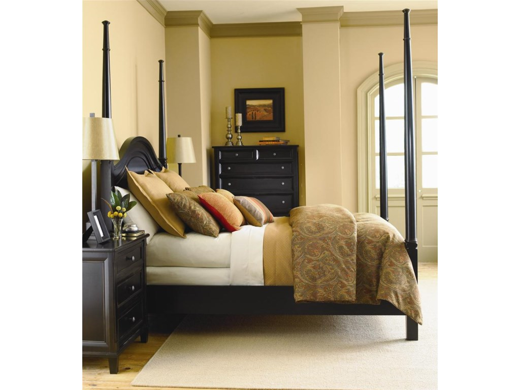 Shown Beside Poster Bed
