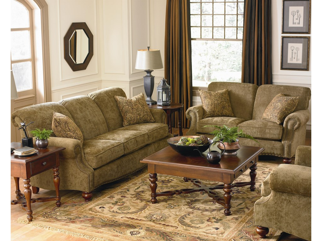 Shown with Sofa and Chair