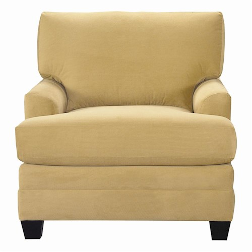 Bassett CU.2 Upholstered Stationary Chair