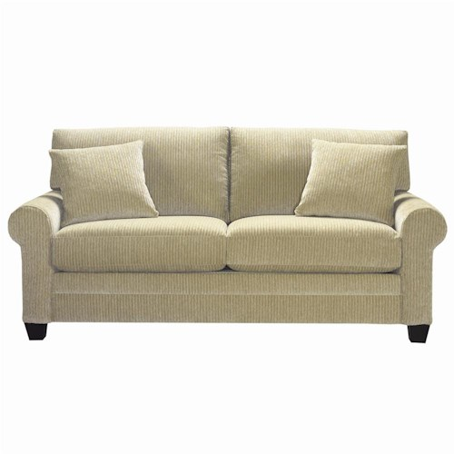 Bassett CU.2 Upholstered Stationary Sofa