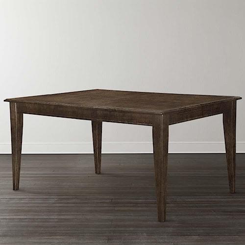 Bassett Custom Dining 4469 <b>Customizable</b> Rectangle Dining Table