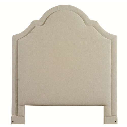 Bassett Custom Upholstered Beds Queen Barcelona Upholstered Headboard