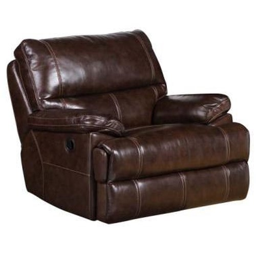 Bassett Dillon Wallsaver Recliner with Padded Arms