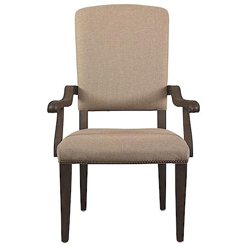 Bassett Emporium Upholstered Arm Chair