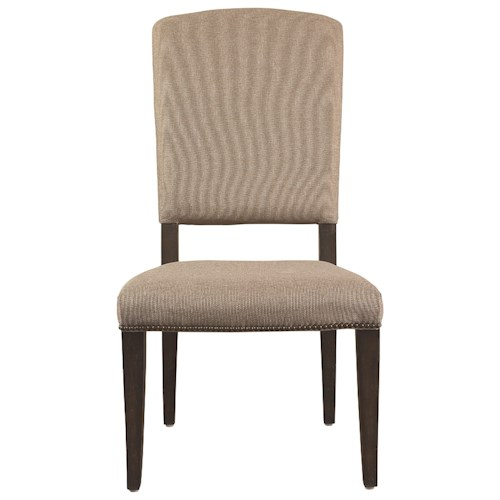 Bassett Emporium Upholstered Side Chair