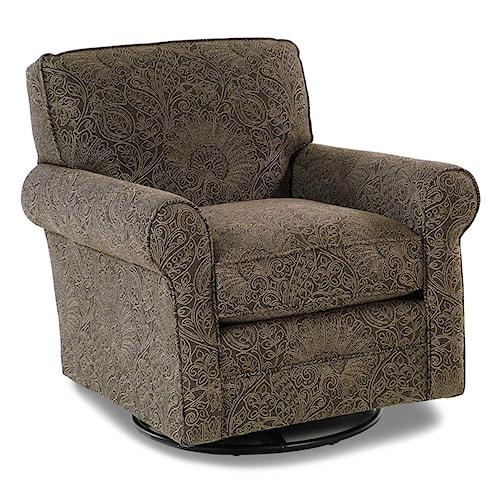Bassett Arlington Swivel Glider Chair