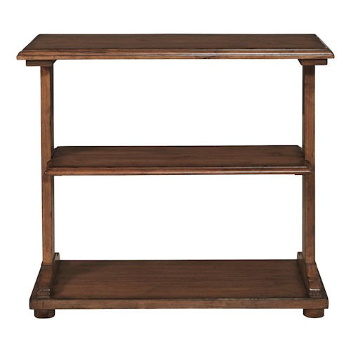 Bassett Heartland Pine Tier Table