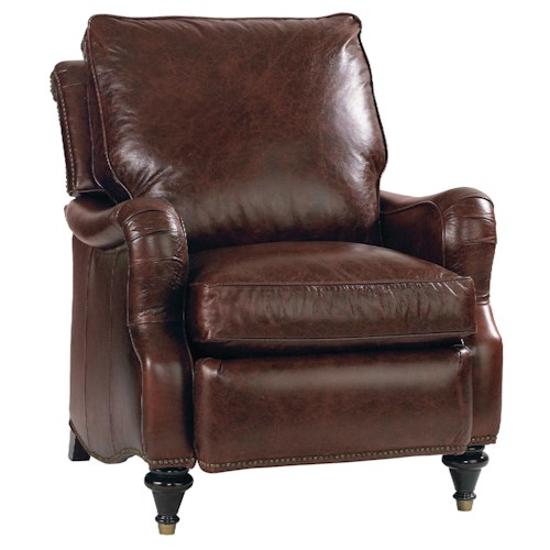 Bassett Oxford High Leg Recliner