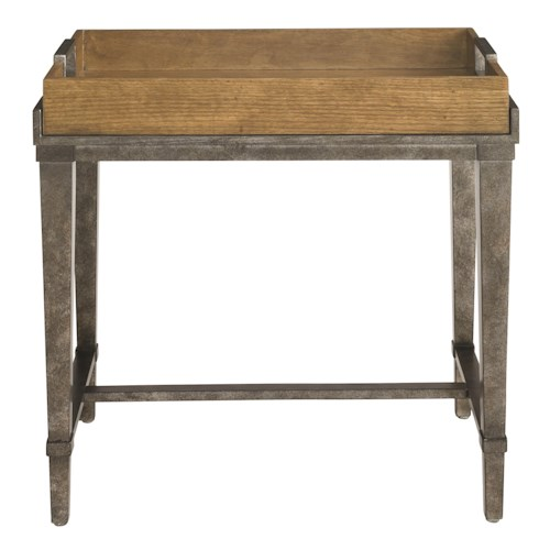 Bassett Westmont  Chairside Table