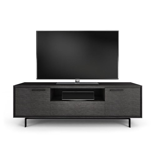 BDI Signal Home Theater Cabinet with Doors and Shelving