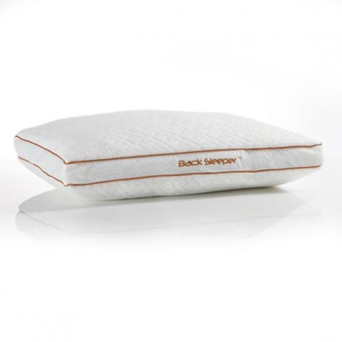 Bedgear Align Queen Align Position Pillow for Back Sleepers