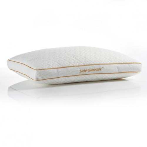 Bedgear Align Queen Align Position Pillow for Side Sleepers