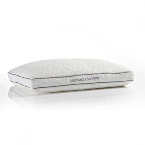 Bedgear Align Queen Align Position Pillow for Stomach Sleepers