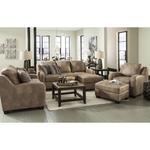 Benchcraft Alturo Stationary Living Room Group