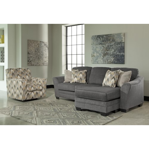 Benchcraft Braxlin Stationary Living Room Group