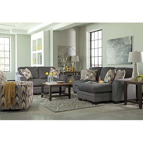 Benchcraft Braxlin Stationary Living Room Group
