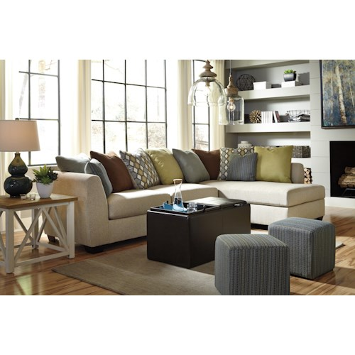 Ashley/Benchcraft Casheral Stationary Living Room Group