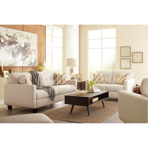 Ashley/Benchcraft Drasco Stationary Living Room Group
