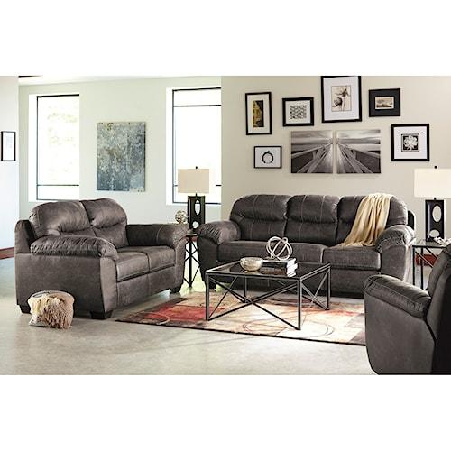 Ashley Havilyn Stationary Living Room Group