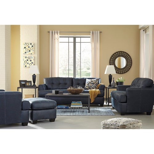 Benchcraft Inmon Stationary Living Room Group