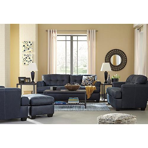 Ashley Inmon Stationary Living Room Group