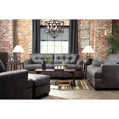 Ashley/Benchcraft Inmon Stationary Living Room Group