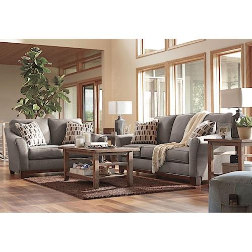 Benchcraft Kacie 5PC Living Room Set