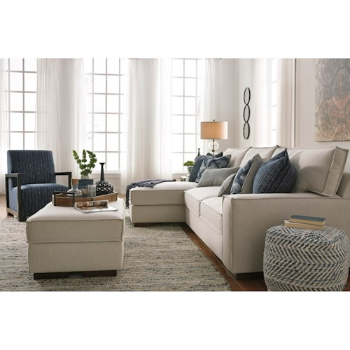 Benchcraft Kendleton Stationary Living Room Group