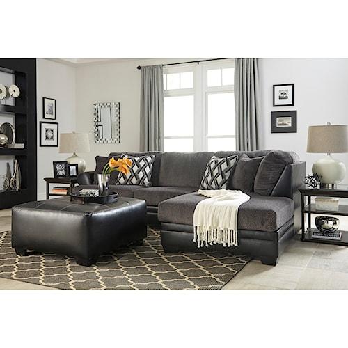 Ashley Kumasi Stationary Living Room Group