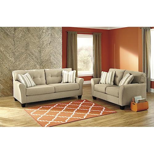Ashley Laryn Stationary Living Room Group