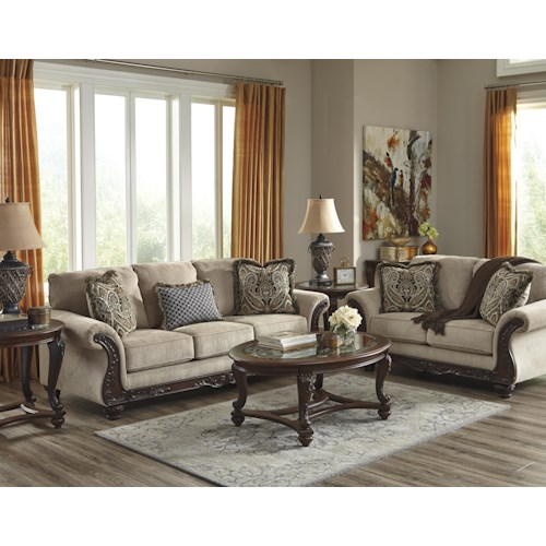 Ashley Laytonsville Stationary Living Room Group