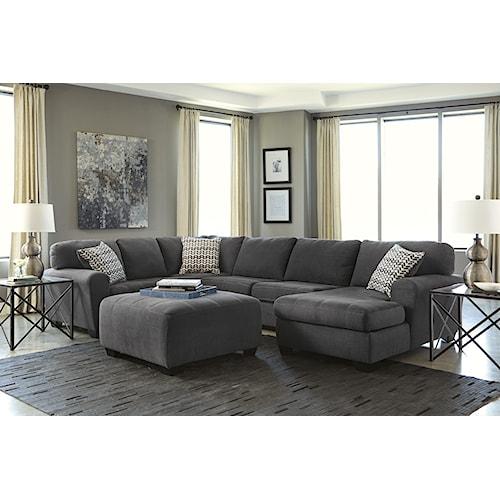Benchcraft Sorenton Stationary Living Room Group