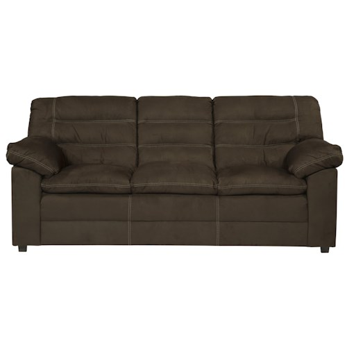 Benchcraft Talut Sofa with Pillow Top Seat Cushioning