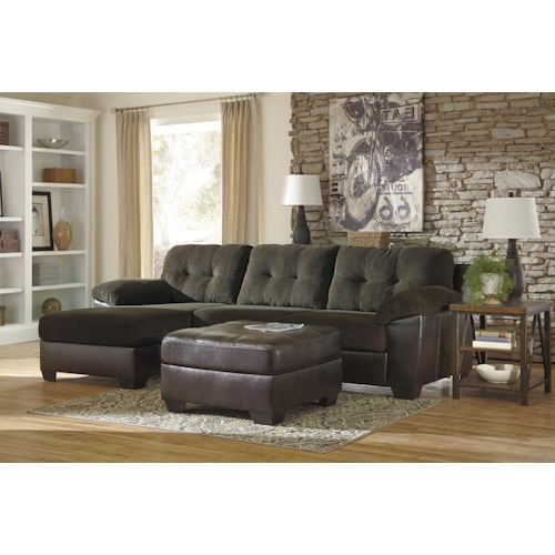 Ashley Vanleer Stationary Living Room Group