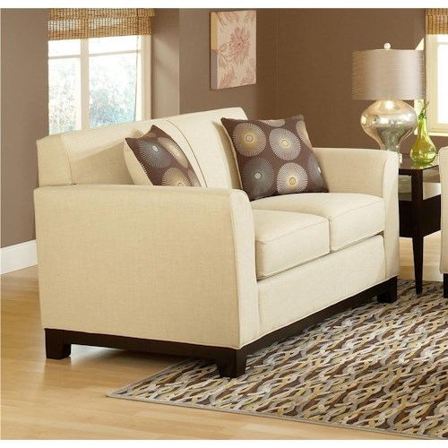 Belfort Essentials Chantilly Loveseat