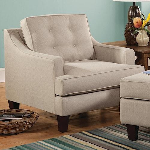 Belfort Essentials Anders Contemporary Chair