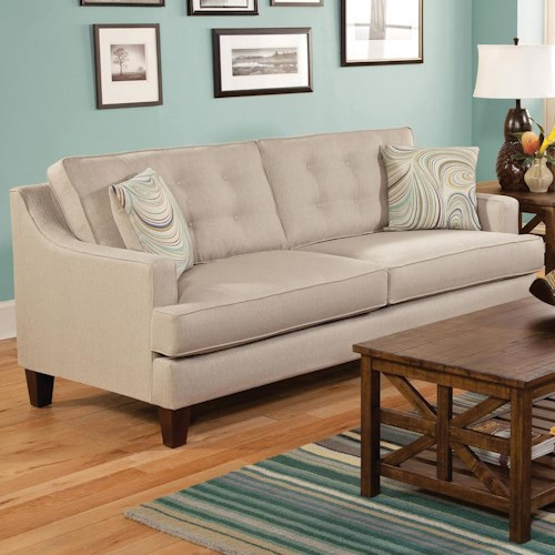 Belfort Essentials Anders Contemporary Sofa