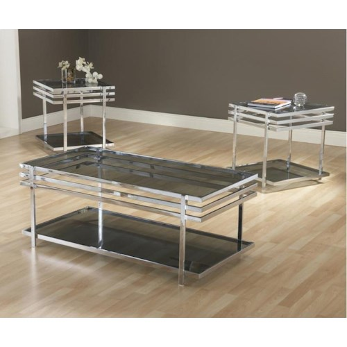 Bernards 9912 3 Pack Tables