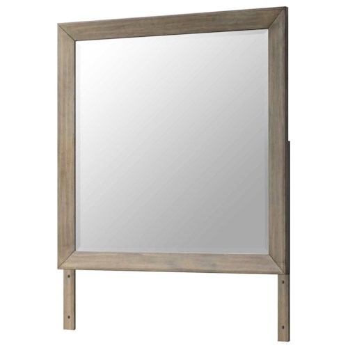 Morris Home Furnishings Asheville Mirror
