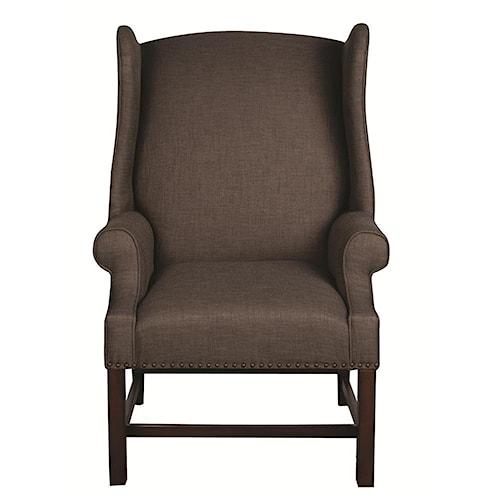 Bernhardt Carter Wing Chair