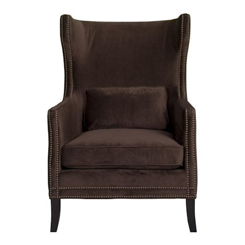 Bernhardt Kingston Wing Chair *Floor Models Only Left