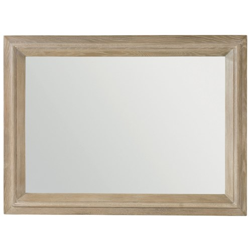 Bernhardt Antiquarian Mirror with Beveled Glass