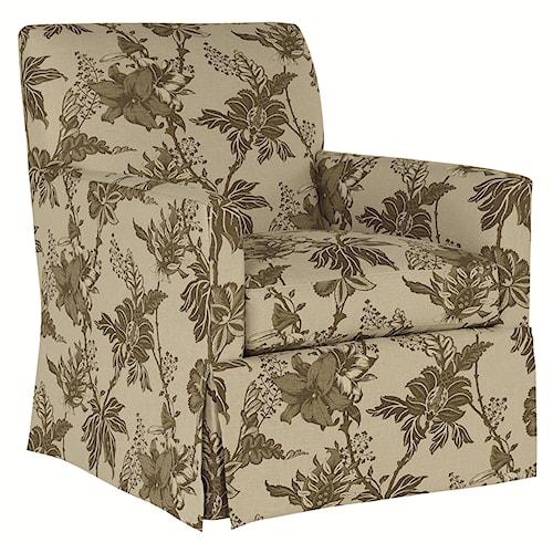 Bernhardt Arielle Comfortable Living Room Chair