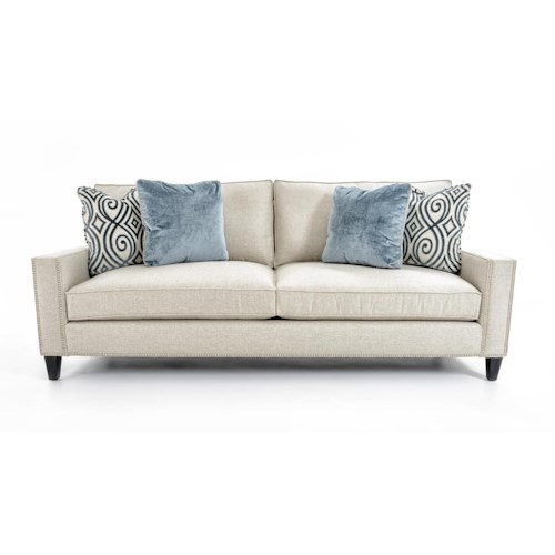 Bernhardt Signature Seating Customizable Two Seat Sofa