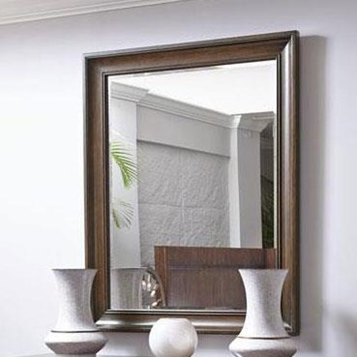Bernhardt Beverly Glen Mirror with Beveled Glass