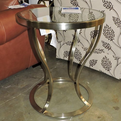 Bernhardt Clearance Round Accent Table