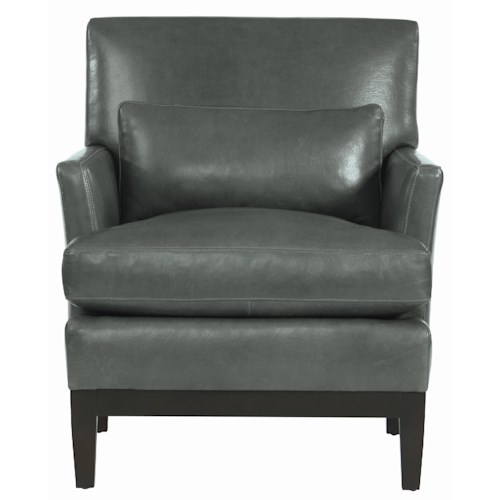Bernhardt Interiors - Cumberland Traditionally Modern Blendown Chair