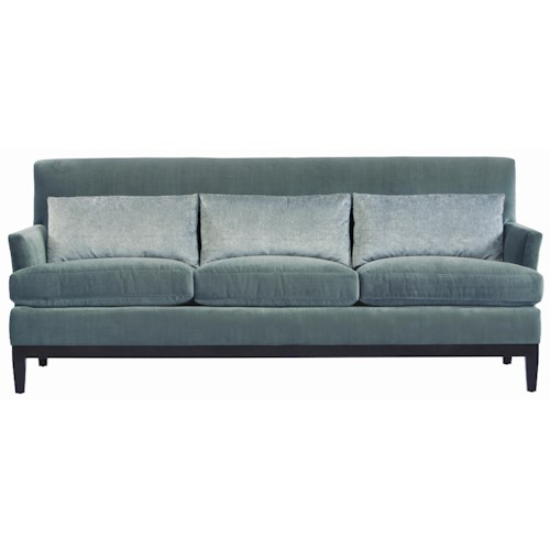 Bernhardt Interiors - Cumberland Traditionally Modern Blendown Sofa