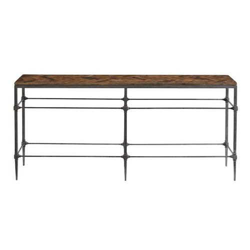 Bernhardt Everett Console Table