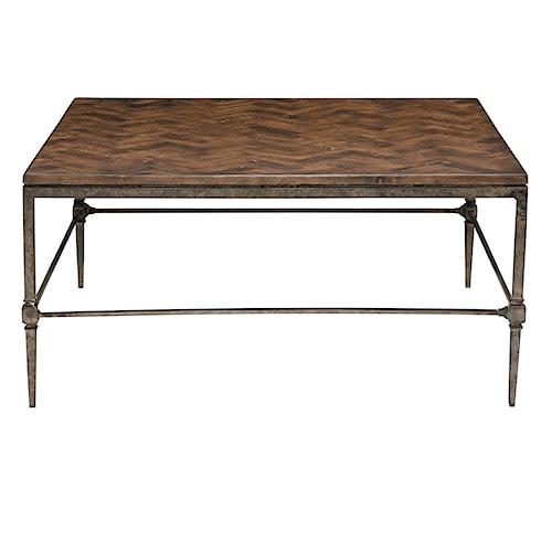 Bernhardt Everett Cocktail Table